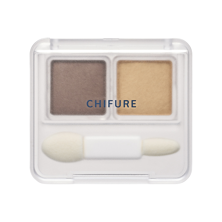 Chifure Twin Color Eyeshadow