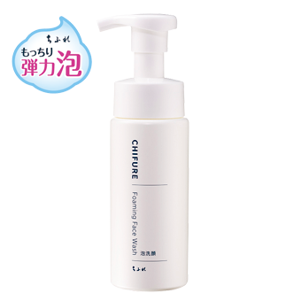 Chifure Foaming Face Wash